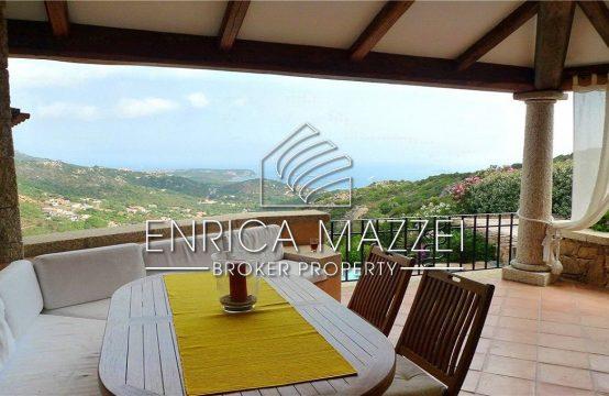 Pevero Alto splendida villa vista mare   ideale per le vacanze
