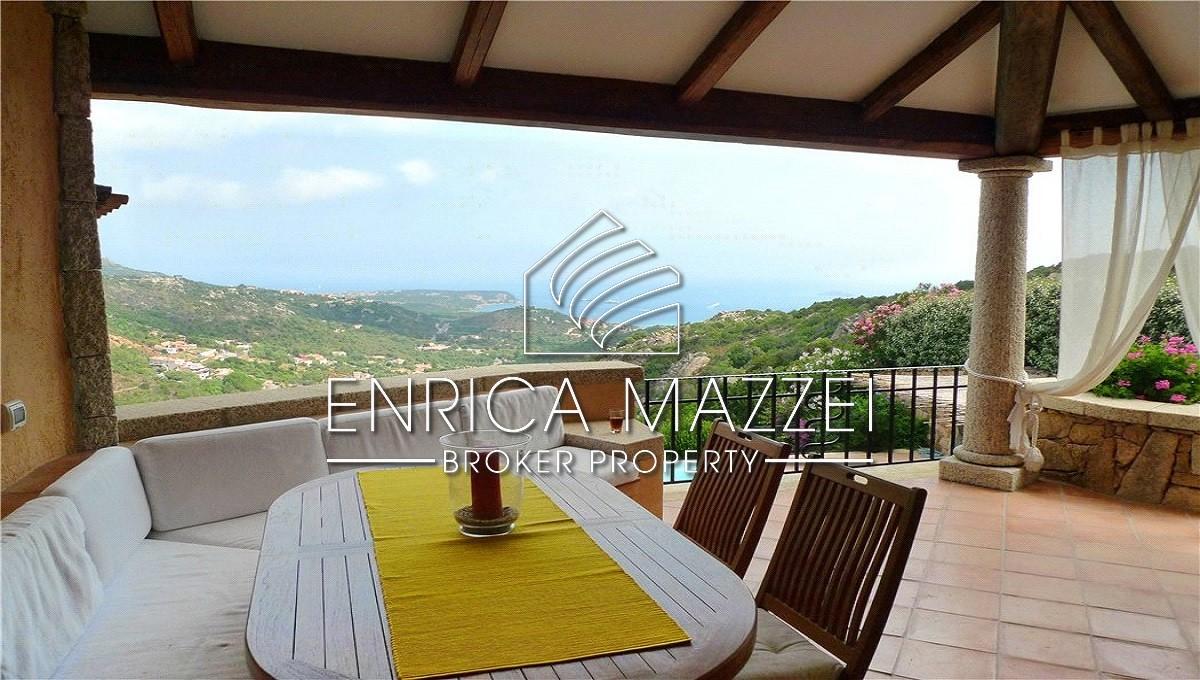 Pevero Alto splendida villa vista mare | ideale per le vacanze