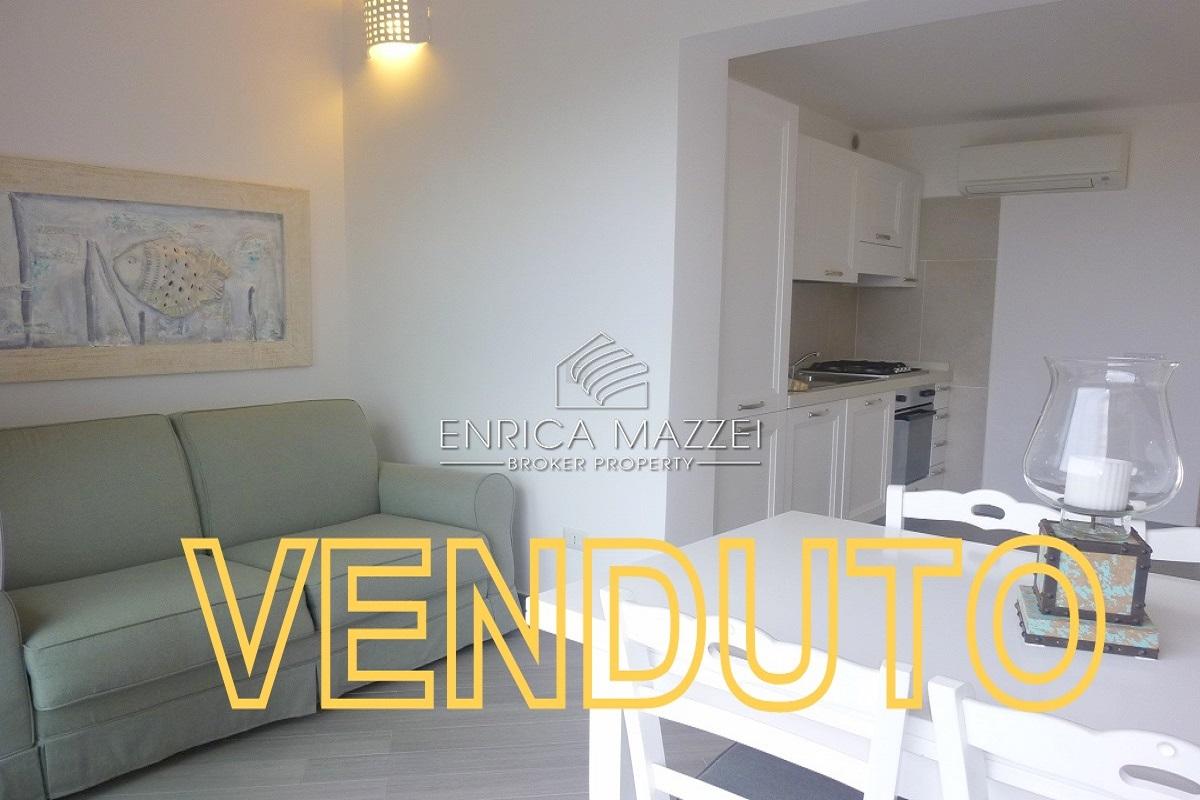 VENDUTO Porto Rotondo raffinato appartamento | straordinaria vista mare