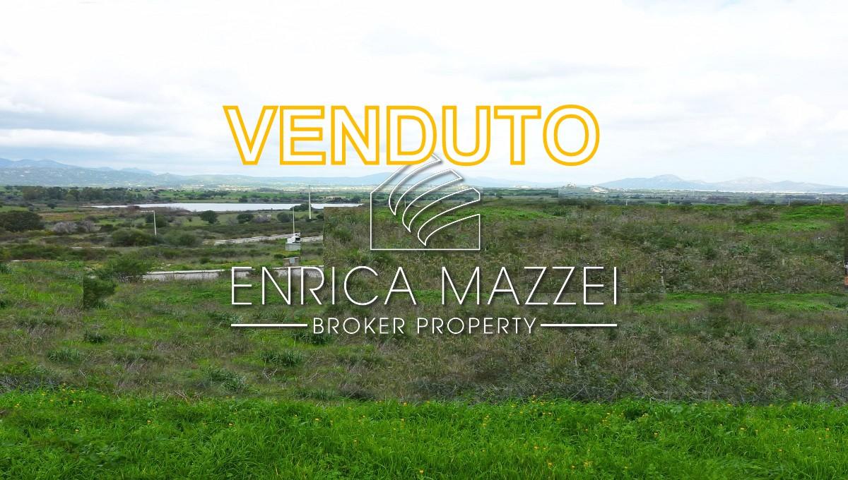 VENDUTO Loiri terreno edificabile  con progetto approvato, oneri pagati