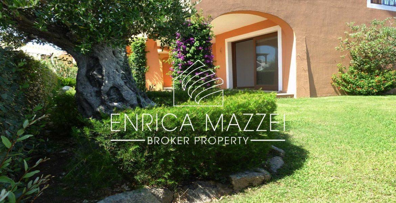 Costa Smeralda vendesi | spaziosa villetta nuova giardino