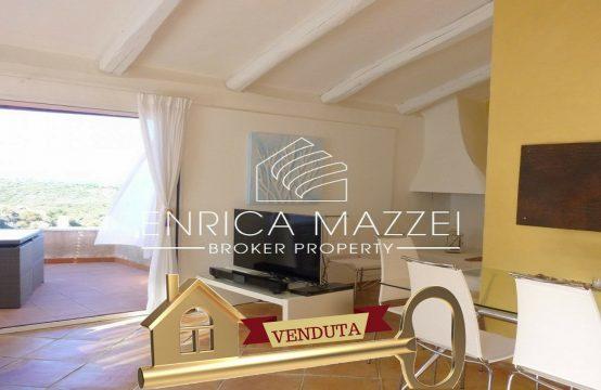 VENDUTO Liscia di Vacca appartamento | ristrutturato vista mare