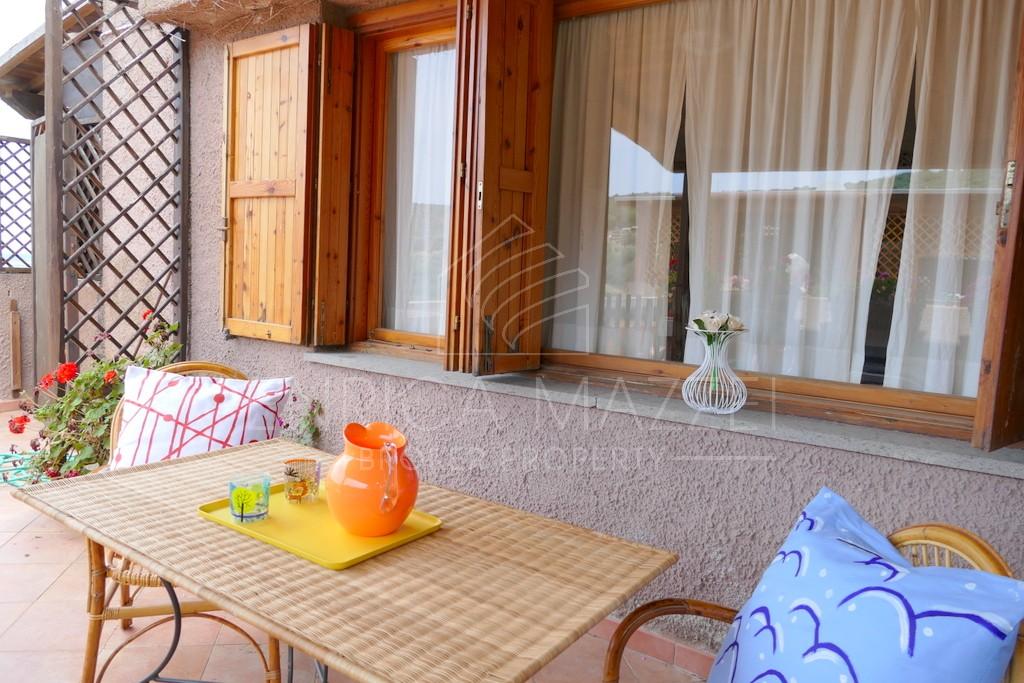 Cugnana Verde Vendita | attico con incantevole vista mare ed ampia terrazza