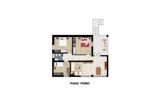 Pittulongu vendita villa vista mare | terreno di 1500 mq