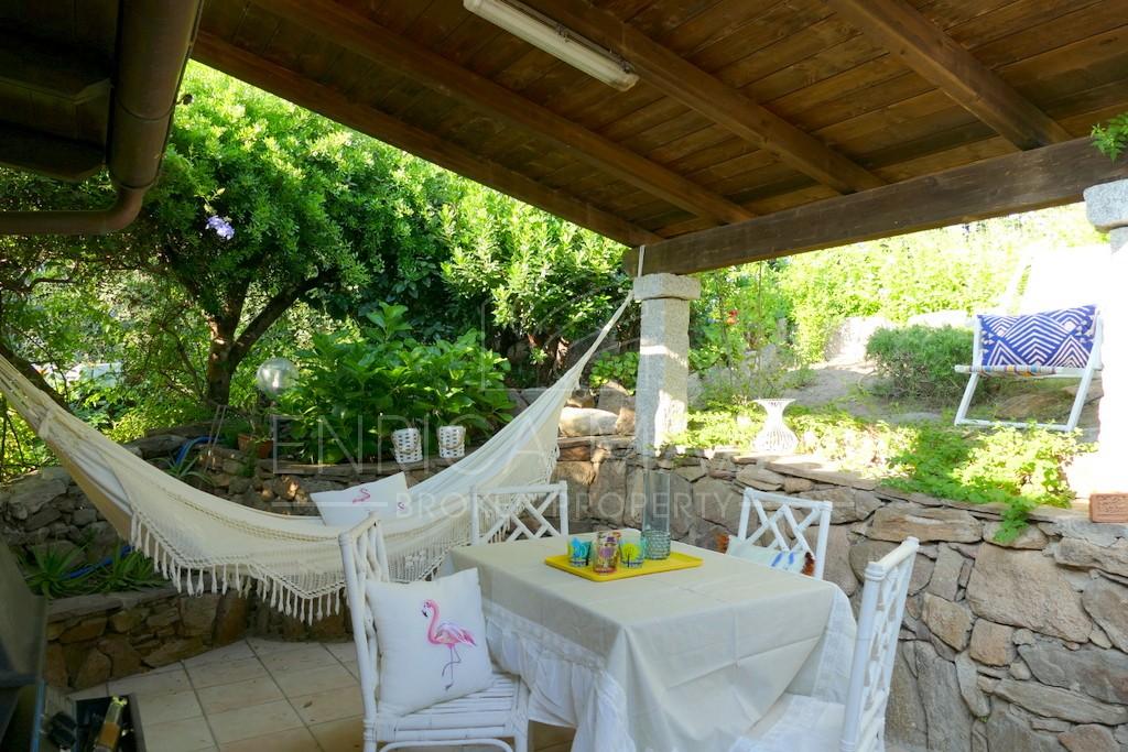 Casa vacanza Porto Rotondo deliziosa villetta con veranda giardino