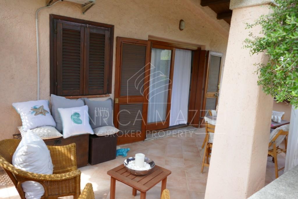 Porto Rotondo vendita | incantevole villetta veranda e giardino