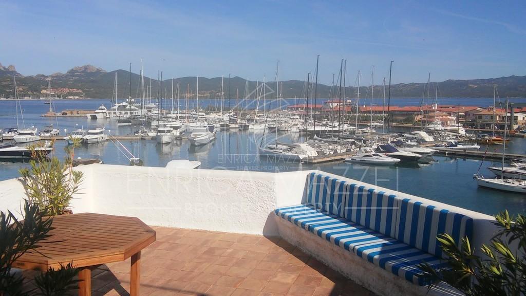 Porto Rotondo casa vacanza | appartamento con incantevole vista mare