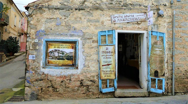 Museo Scatola del Tempo Arzachena